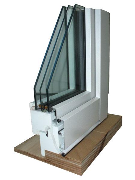 Finestre legno alluminio decarli infissi in legno for Prezzi serramenti legno alluminio